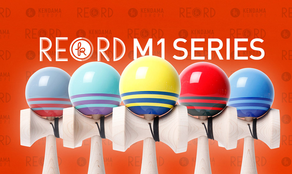 RECORD Kendama - M1 Maple